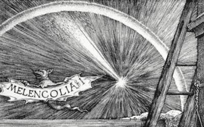 Melencolia 1 By Albrecht Durer