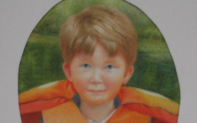 Painting a Portrait Miniature